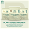 Plant Based Protein 30g cacao & caramel
