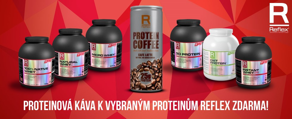Protein + protein Coffee