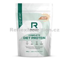 Complete Diet Protein 600g vanilkový fondán