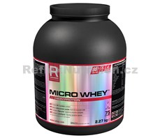 Micro Whey 2,27kg vanilka