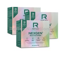 Nexgen® 60 kapslí NEW 2 + 1 ZDARMA