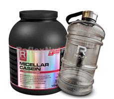 Micellar Casein 1,8kg jahoda + Reflex Barel na pití 2,2l ZDARMA