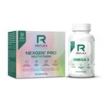 Nexgen PRO 90 kapslí NEW + Omega 3 90 kapslí ZDARMA