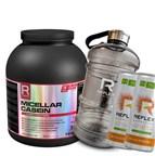 Micellar Casein 1,8kg + Reflex Barel na pití 2,2l + 2 x BCAA Energy 330ml ZDARMA