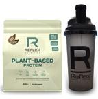 Plant Based Protein 600g + Šejkr 700ml ZDARMA